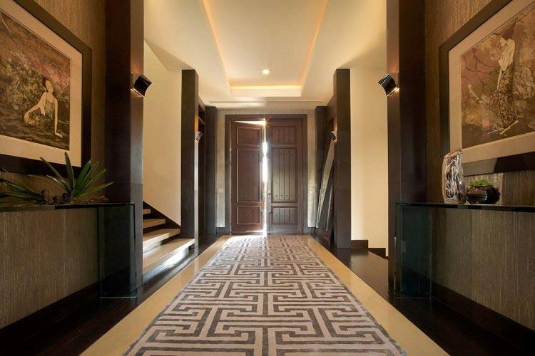 长走廊装修设计方案与设计技巧有哪些?